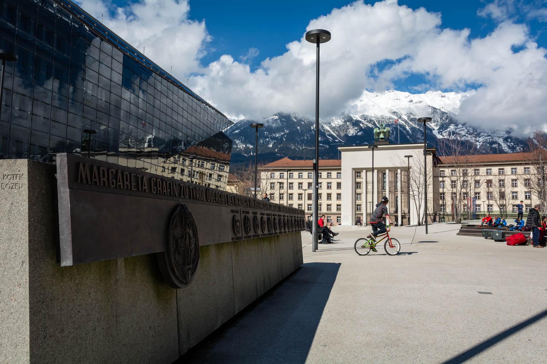 Centrum Innsbrucku