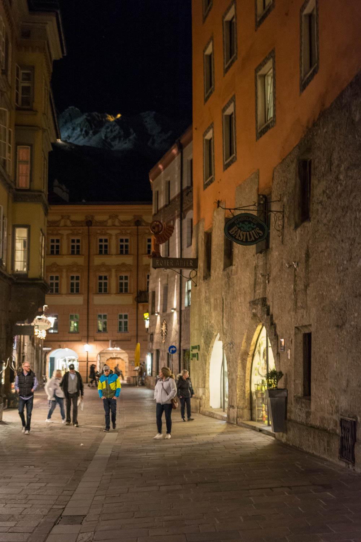 Nočné staré mesto