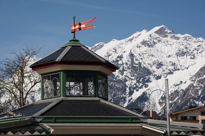 Alpy pri Achensee