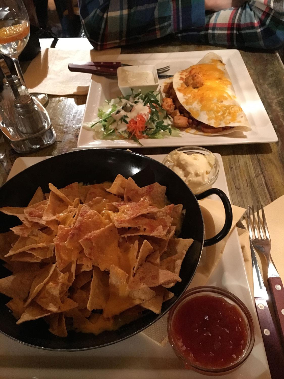 Mexická večera
