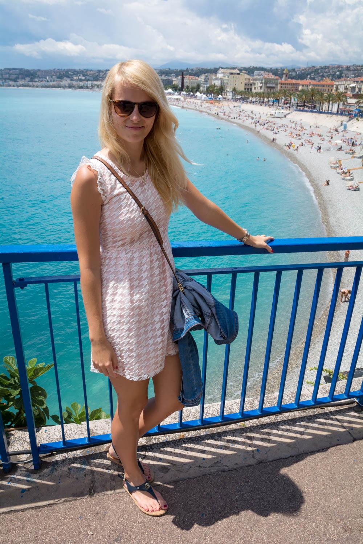 Výhľad na Nice