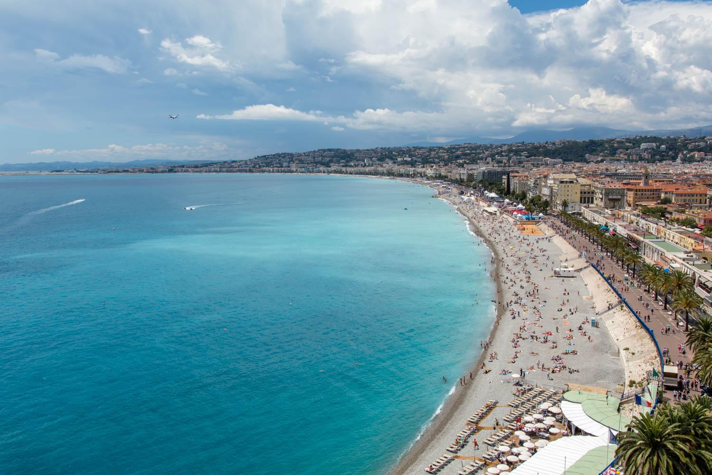 Pobrežie Nice