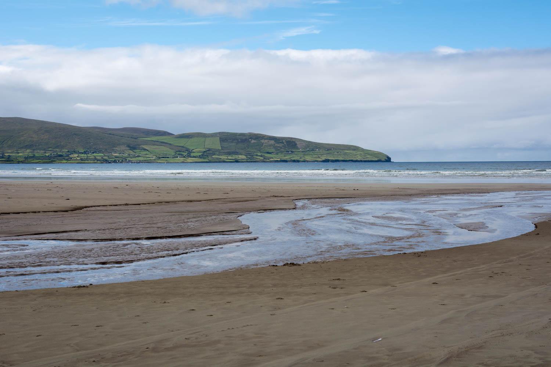 Írske pláže
