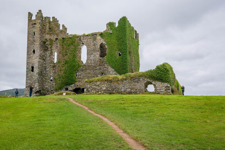 Ballycarbery hrad