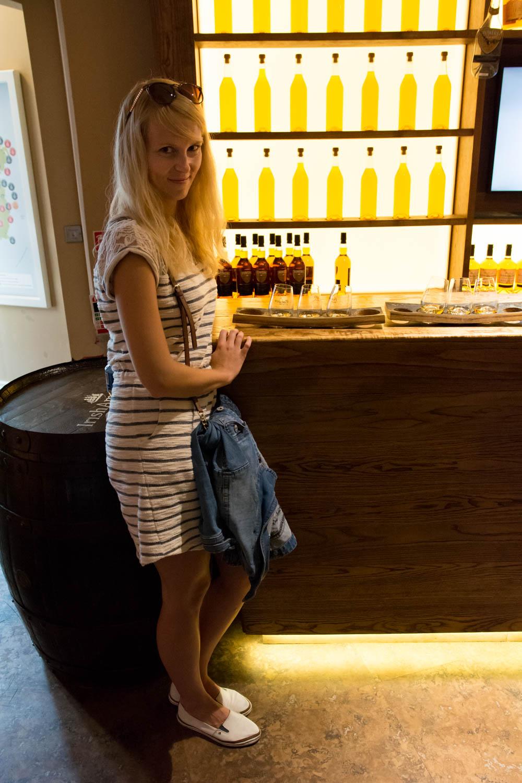 Múzeum whisky Dublin