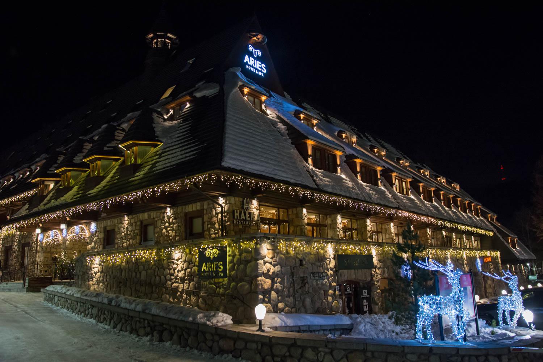 Hotel Aries Zakopané