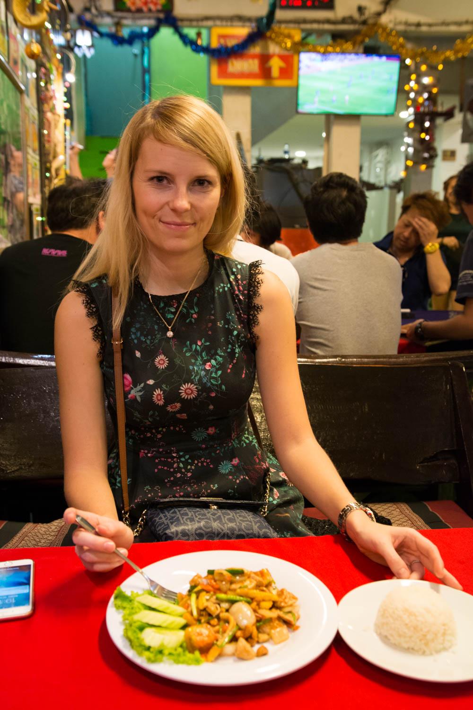 Thajská večera