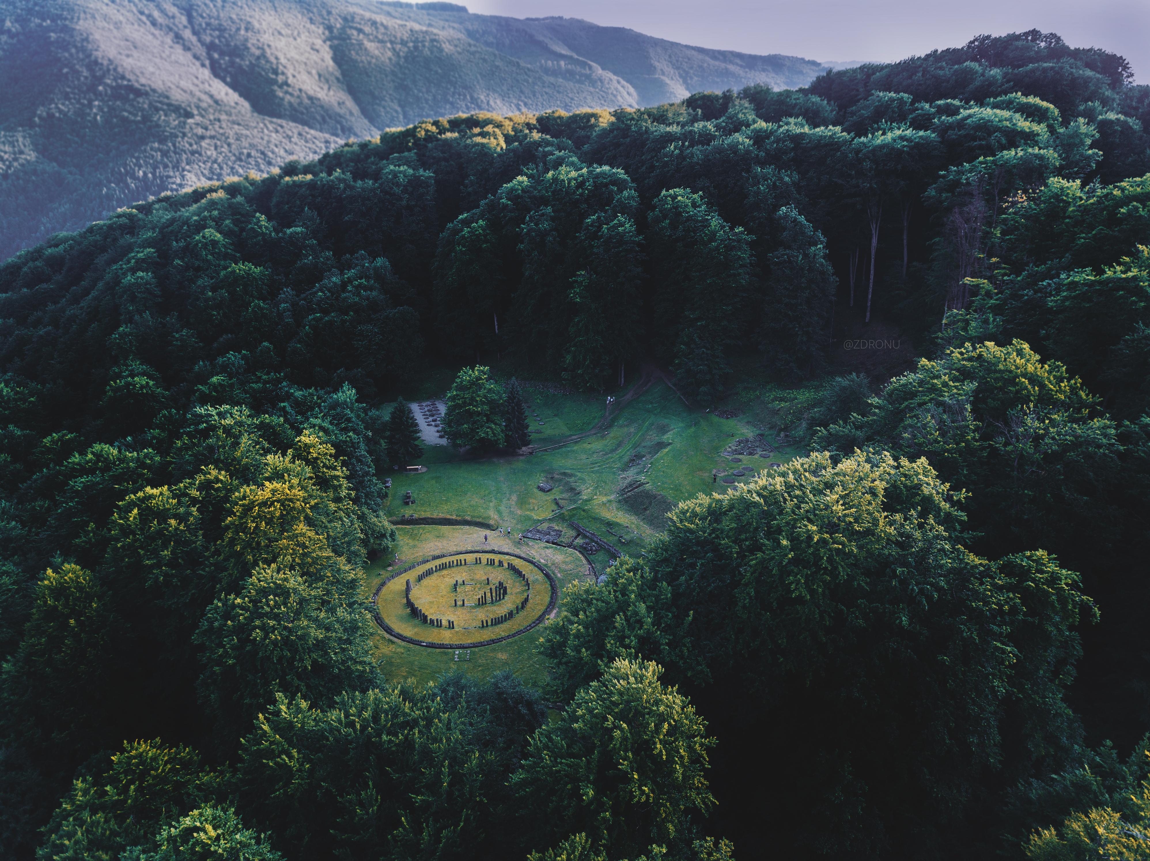 Rumunský Stonehange