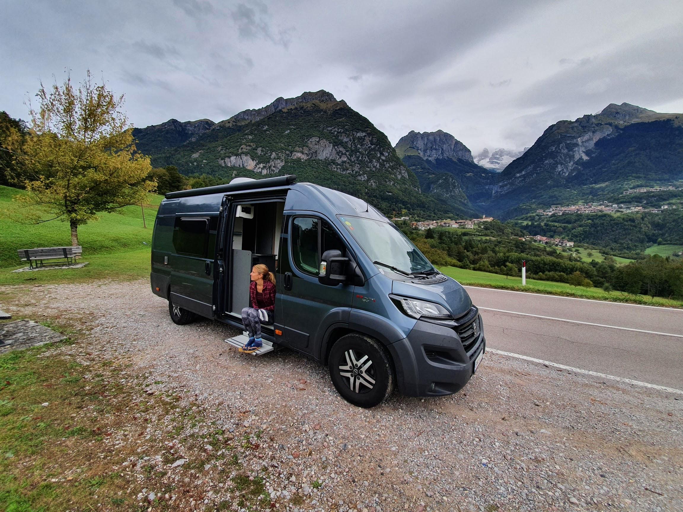 Život v karavane